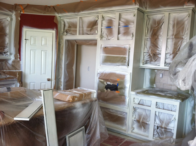 Kitchen Cabinet Painting Denver Co. - Painting Kitchen Cabinets and ...