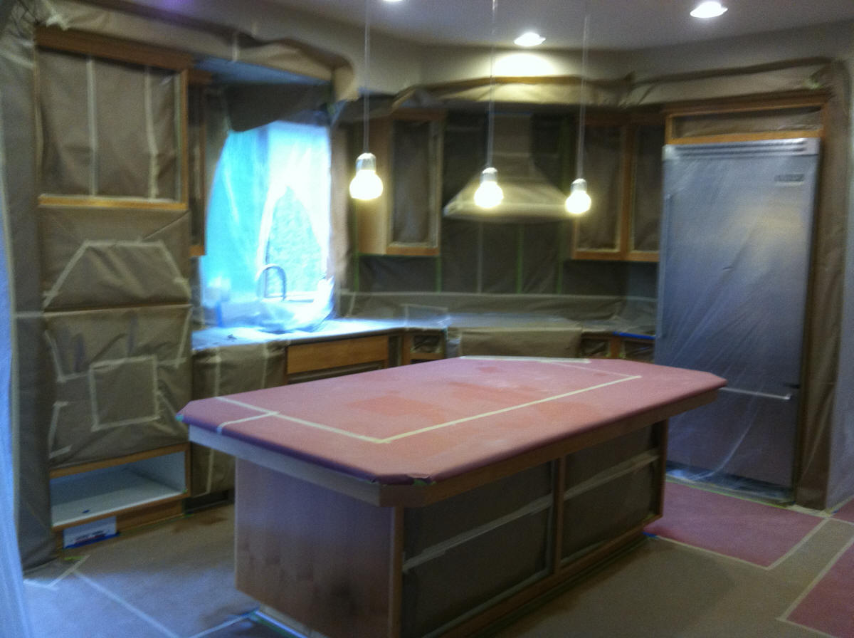 Painting Kitchen Cabinets Denver, Cabinet Refinishing Denver ...