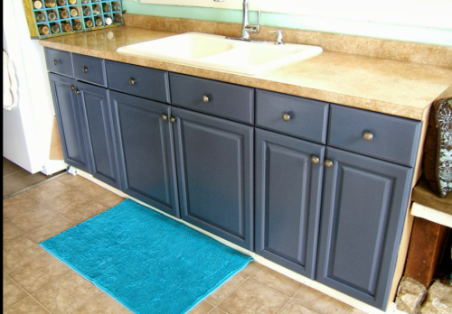 Cabinet Refinishing in Denver