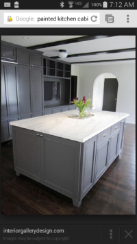 Cabinet Refinishing Denver | Painting Kitchen Cabinets Denver