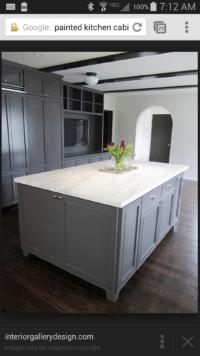 Cabinet Refinishing Denver   Painting Kitchen Cabinets Denver