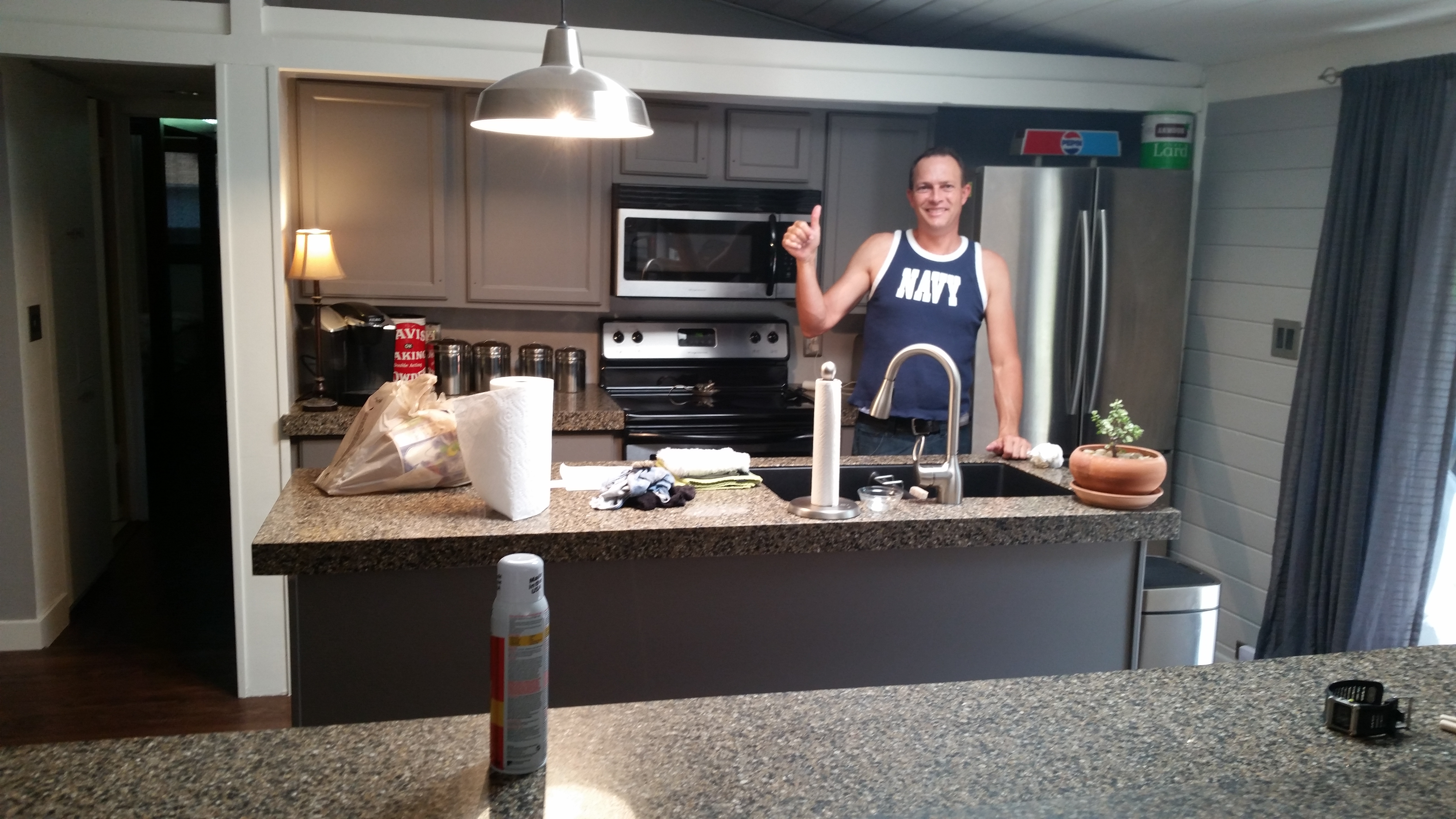 Fresh painting kitchen cabinets colorado springs for Kitchen cabinets colorado springs
