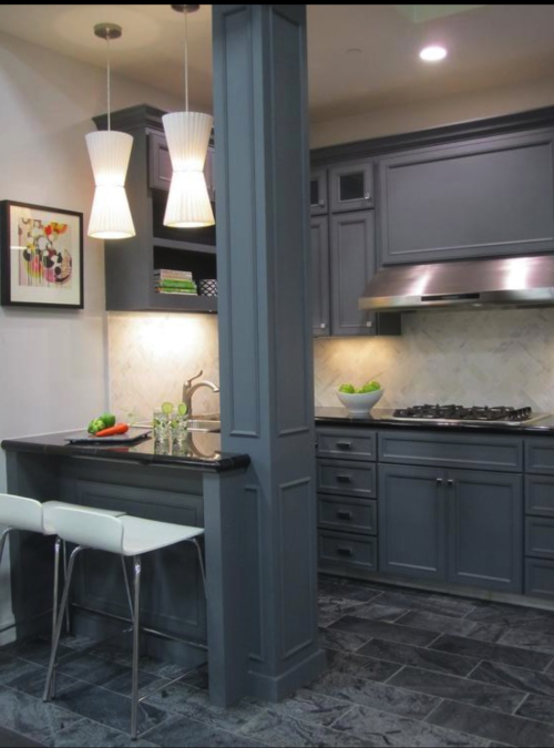 Painting kitchen cabinets Denver | Cabinet Refinishing Denver