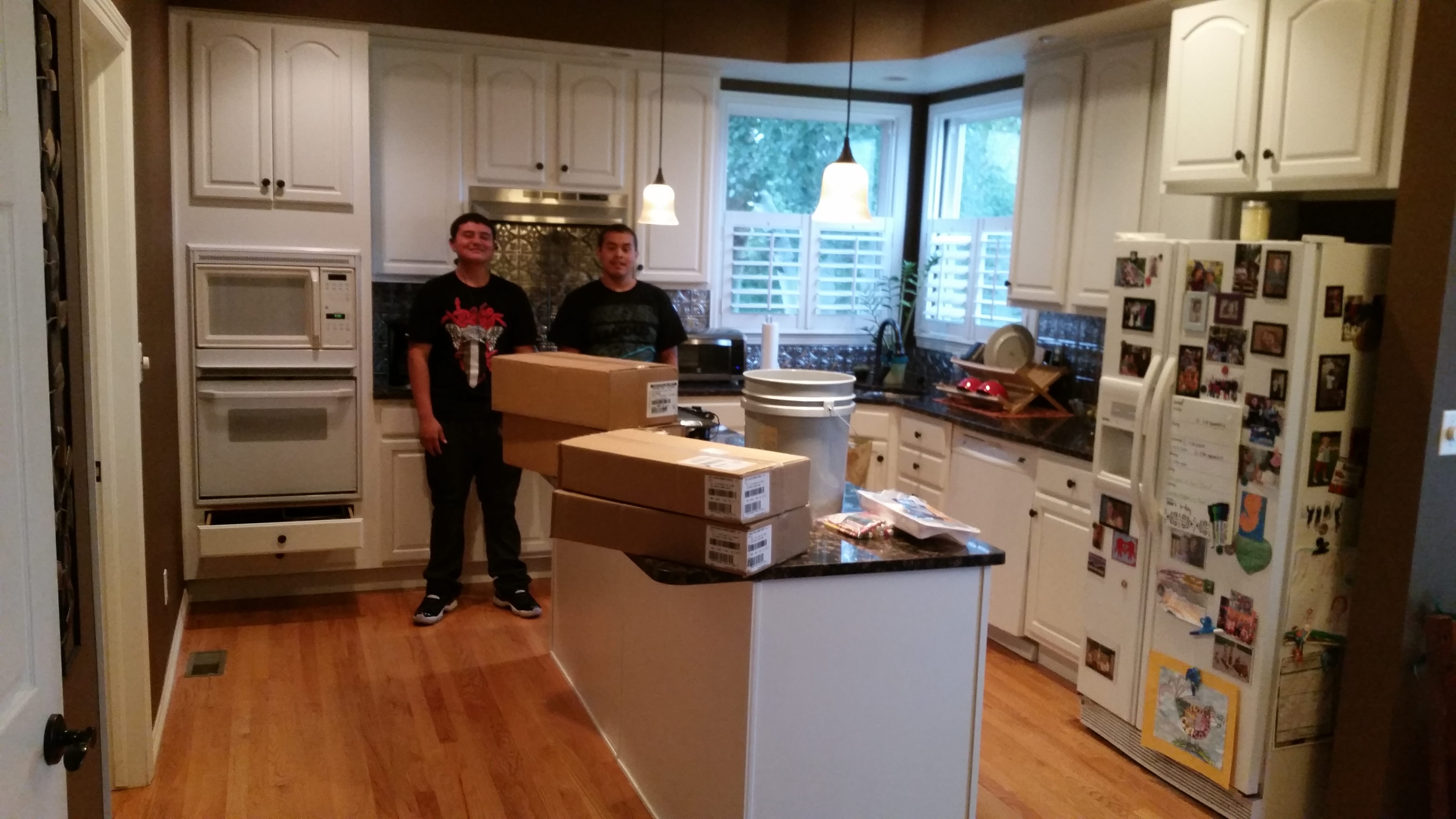 Painting kitchen Cabinets Denver | Best Prices - Painting ...