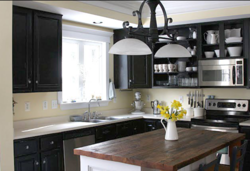 Painting kitchen cabinets Denver | Cabinet Refinishing in Denver