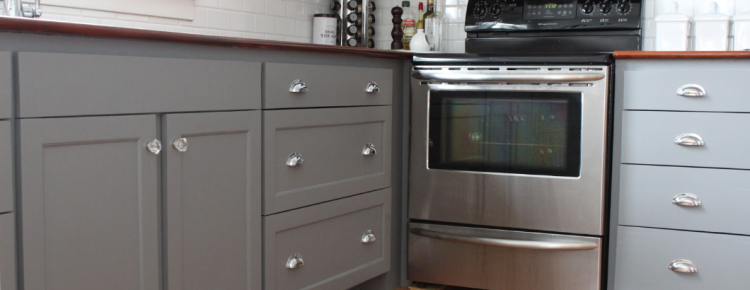 Painting kitchen cabinets Denver, cabinet refinishing Denver