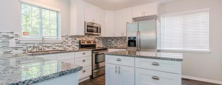 Painting kitchen cabinet Denver, cabinet refinishing Denver