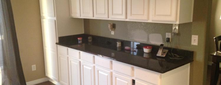 Cabinet Refinishing Denver, painting kitchen cabinets Denver