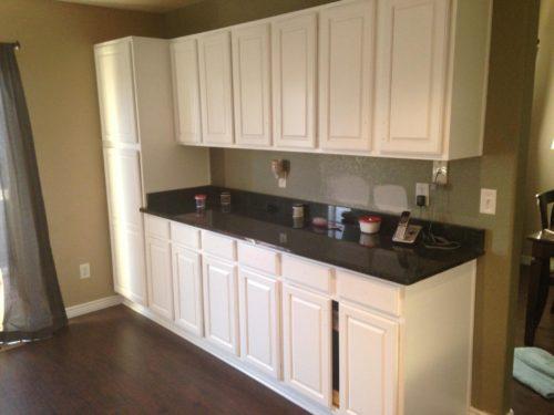 Cabinet Refinishing Denver | Painting kitchen cabinets Denver