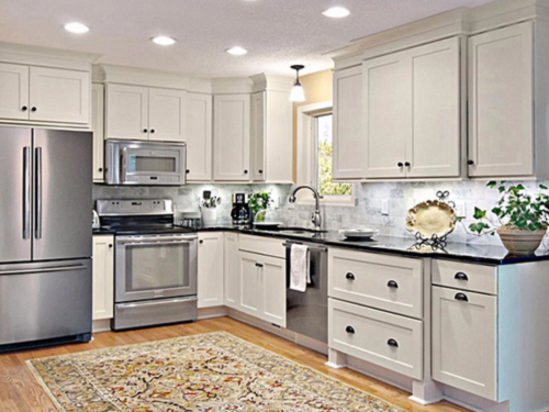 Kitchen Cabinet Painting Castle Rock