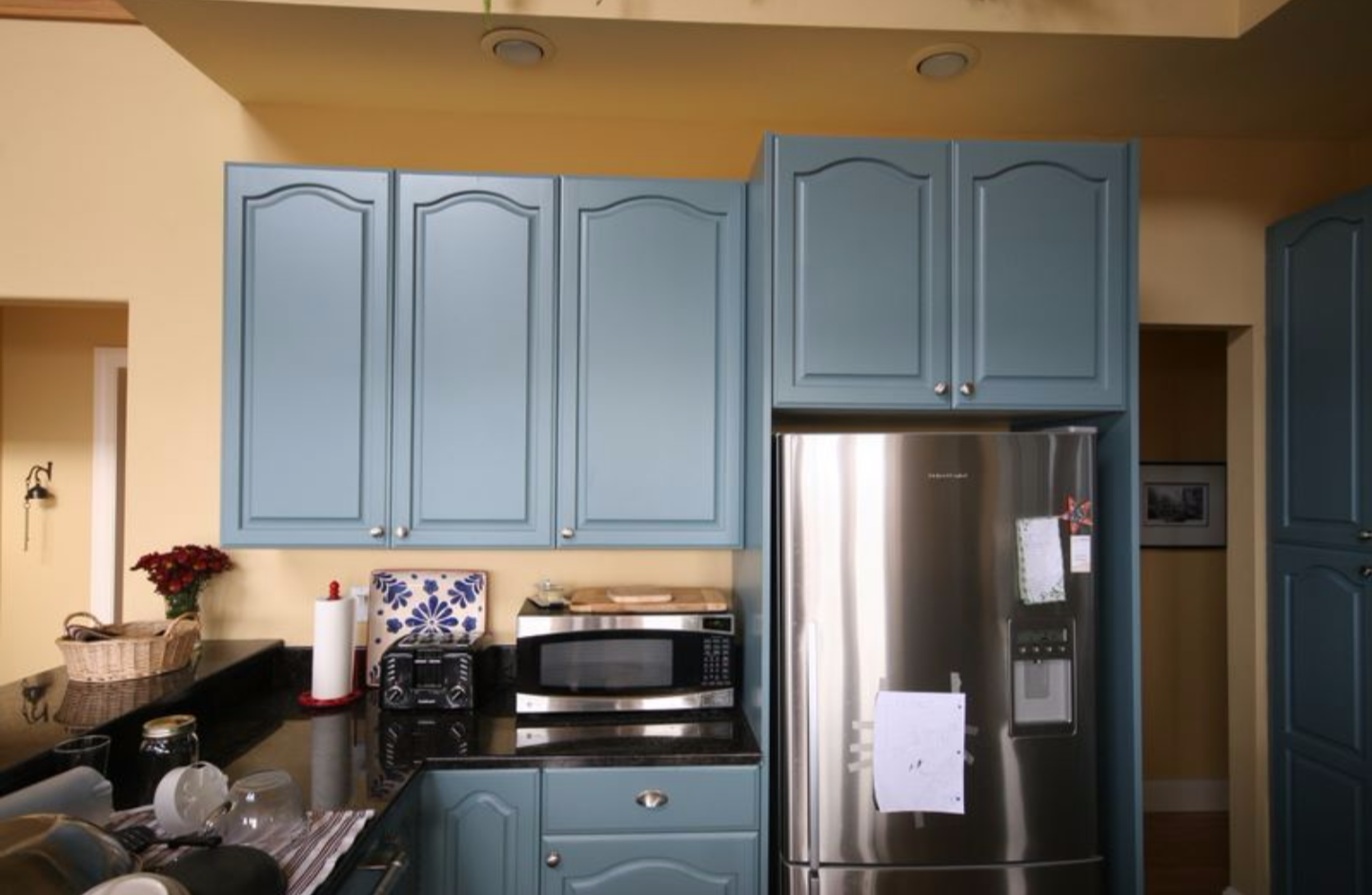 p kitchen cabinet painting Kitchen cabinet painting Denver