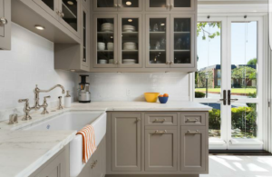 Painting kitchen cabinet Denver Colorado