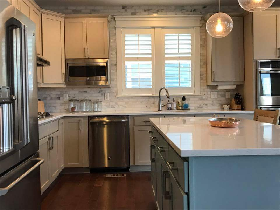 Kitchen Cabinet Painting in Denver - Painting Kitchen Cabinets and ...