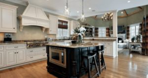 Kitchen cabinet paintings Denver