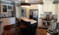 Kitchen Cabinet Painting throughout Denver