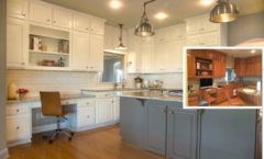Kitchen Cabinet Painting Denver co.