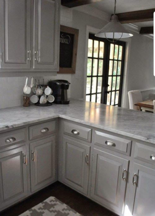 Kitchen cabinet Painting Denver co