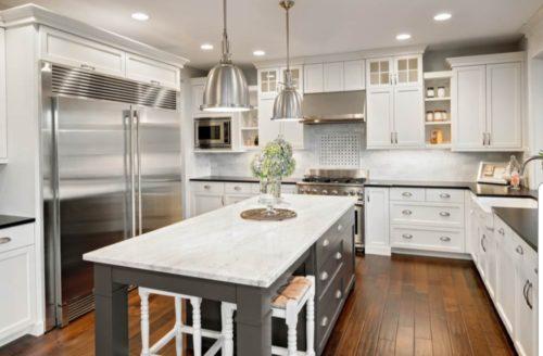 Kitchen cabinet Painting Denver co