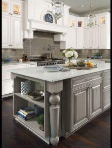 Kitchen cabinet painting Denver Colorado
