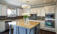 Kitchen Cabinet Painting in Denver Co.