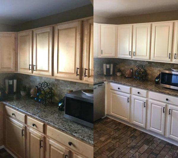 Kitchen Cabinet Painting Denver, Kitchen Cabinets Aurora Co