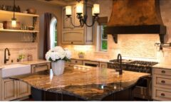 Kitchen Cabinet Refinishing in Denver